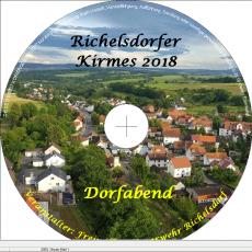 Richelsdorfer Kirmes 2018 -Dorfabend-
